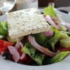 Weekly magazine campaign for 'Greek Salad Movement'
