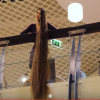 Real-life Rapunzel grows 2.30 meters hair in 20 years (video)