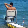 Greek sea ramp for people with mobility problems in $1 million funding contest