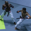 Jerome Brown wins main event at Karate Combat Final held in Athens