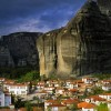 Youtube user Elia Locardi put this aerial drone video together to display the phenomenal beauty of Meteora Greece during the fall from a perspective that few people have ever seen before