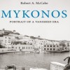 "Mykonos: ""Portrait of a Vanished Era"" book signed by McCabe"