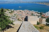 Private public partnership project for Nafplion marina in auction
