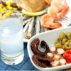 Little Greek culinary secrets: Appetizers with ouzo