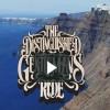 Distinguished Gentleman's Ride 2018 held on Greek island of Santorini