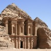 Greek-inspired architecture makes Ancient city of Petra in Jordan a top site