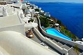 Greek island of Santorini becomes a global destination for parkour (videos)