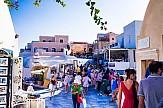Media: Iconic Greek holiday island of Santorini reaching its limits