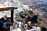 Economist: Instagram overload overwhelms Greek island of Santorini