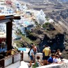Europarliament report: Overtourism hurts iconic Greek island of Santorini