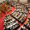 Latest austerity package in Greece passed by 153 MPs