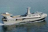 Νew spectacular superyacht concept looks like a jumbo jet