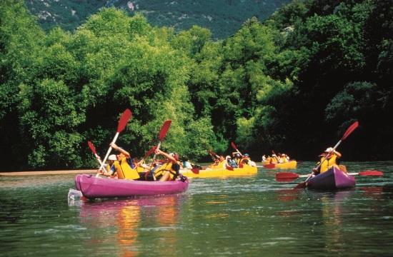 Κέντρο τουριστικής υποδοχής για την πληροφόρηση των επισκεπτών της κοιλάδας Νέστου