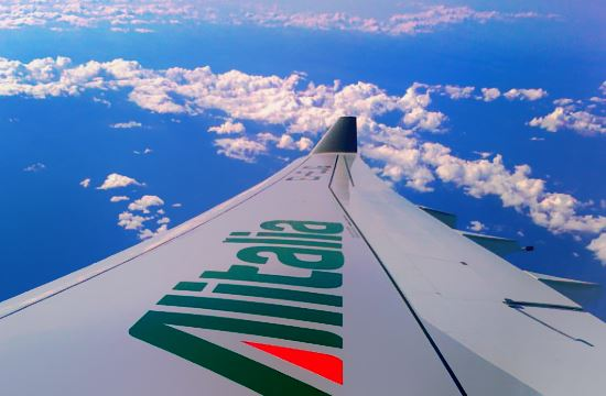 Alitalia: Πτήσεις από Ρώμη προς 9 ελληνικά νησιά και από Μιλάνο προς Ρόδο