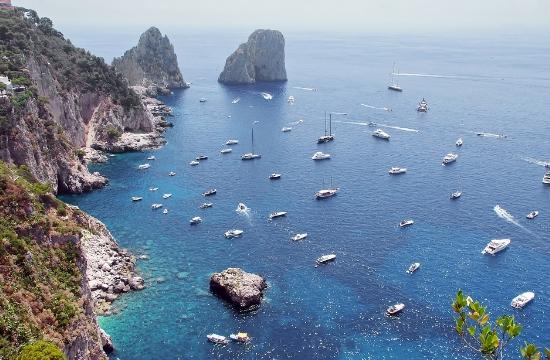 Ιταλία: Από Ιούνιο ξεκινά η τουριστική σεζόν