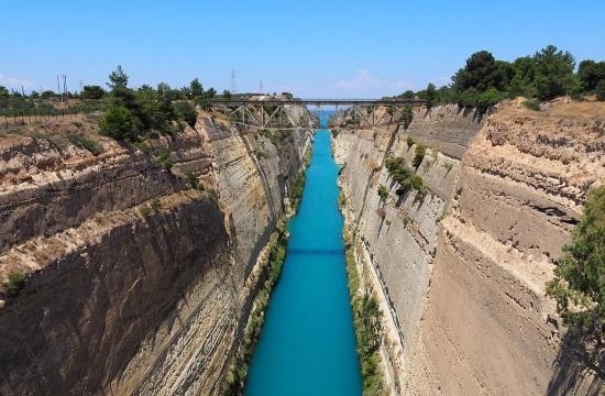 Τ.Ο. Λουτρακίου: Έργο υψίστης σημασίας η αποκατάσταση της Διώρυγος του Ισθμού