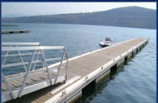 Άδειες για δύο πλωτές εξέδρες σε Ζάκυνθο και σε Λευκάδα
