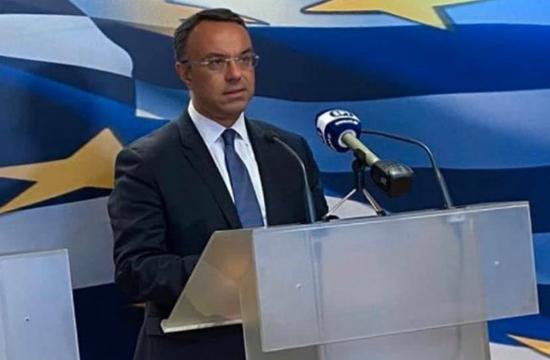 Χρ.Σταϊκούρας: Τα νέα μέτρα στήριξης των επιχειρήσεων- Μειωμένος ΦΠΑ στα τουριστικά πακέτα το 2021