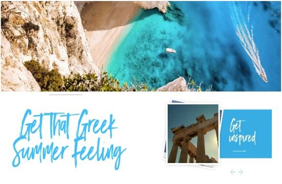 ΕΟΤ: Ψηφιακή καμπάνια στο Bloomberg | «Greek Summer Feeling»