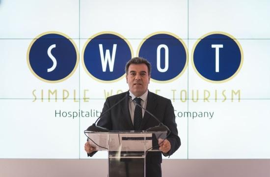 Μ.Κόνσολας: Πώς θα αναπτυχθεί ο συνεδριακός τουρισμός και το city break