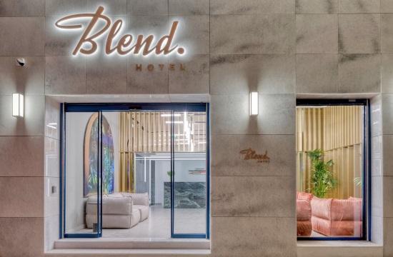 Blend Hotel: Το νέο ξενοδοχείο στο κέντρο της Αθήνας, με vintage αισθητική και σύγχρονο χαρακτήρα (φωτό)