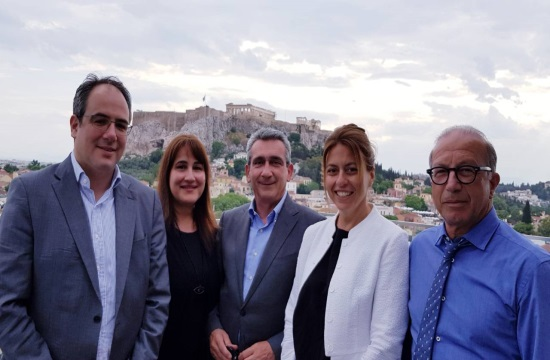Συνεργασία της Περιφέρειας Νοτίου Αιγαίου με τη Fraport