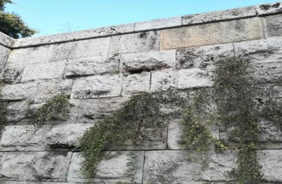 Το άγνωστο σε πολλούς τείχος του Χασεκή στην Αθήνα και η ιστορία του
