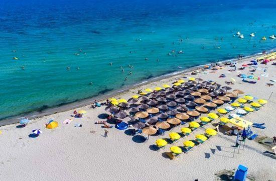 Η παραλία που αποτελεί σταθερή αξία στη βόρεια Ελλάδα