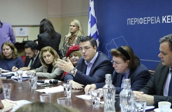 10 εκατ. ευρώ για 17 έργα πολιτισμού στην Κ.Μακεδονία