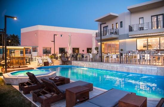 Επιχορηγήσεις σε ξενοδοχεία στην Κρήτη