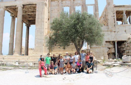Ξεναγήσεις στην Ελλάδα: Webinar για τη σημερινή κατάσταση και την επόμενη μέρα