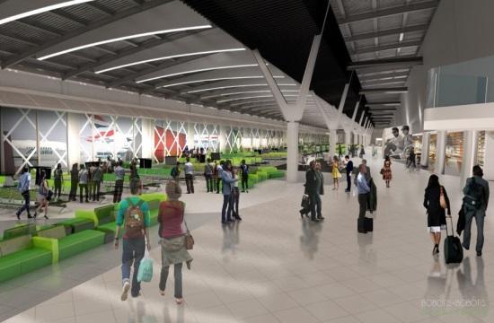 Fraport Greece: 1,9 εκατ. επιβάτες στα 14 περιφερειακά αεροδρόμια το α' τρίμηνο