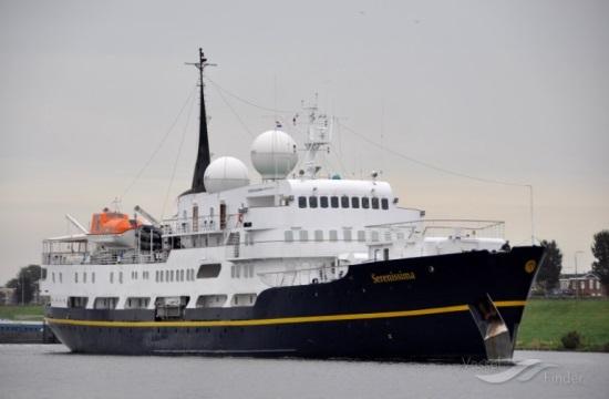 Στη Θεσσαλονίκη το κρουαζιερόπλοιο «Serenissima»