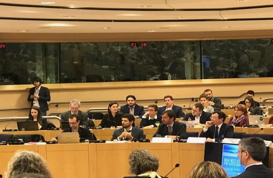 Η Περιφέρεια Κρήτης σε ευρωπαϊκό συνέδριο για την θαλάσσια διακυβέρνηση