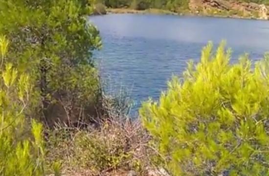 Τα ορυχεία της Εύβοιας που έγιναν άγνωστες… αλπικές λίμνες