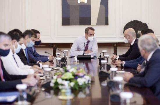Κ.Μητσοτάκης: 420 εκατ. ευρώ για επιδότηση των τουριστικών επιχειρήσεων   έως 400.000 ευρώ ανά ΑΦΜ