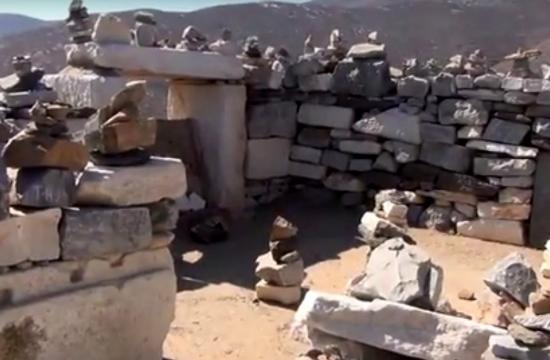 Η Ίος και ο θρύλος με τον γρίφο στον τάφο του Ομήρου