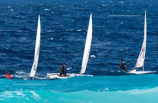 Στη Ρόδο το Πρωτάθλημα σκαφών Optimist & Laser Νήσων Αιγαίου και Κρήτης