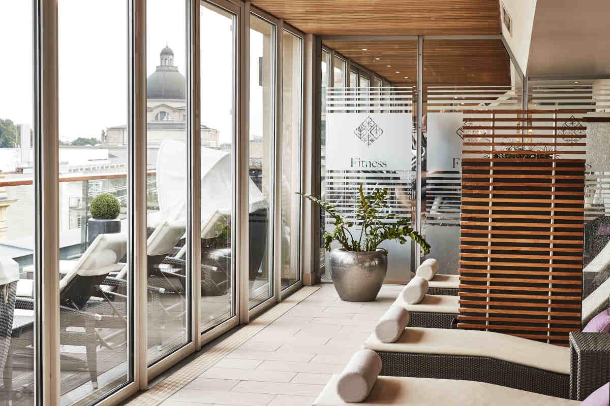 Τα Kempinski Hotels επιλέγουν την Technogym ως παγκόσμιο συνεργάτη για τα Fit Rooms