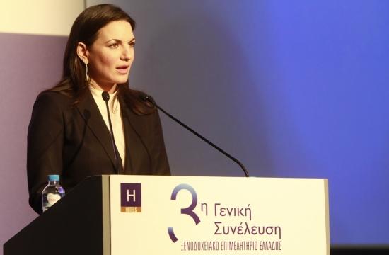 O. Kεφαλογιάννη: Η επιπολαιότητα της κυβέρνησης βλάπτει σοβαρά τον Τουρισμό