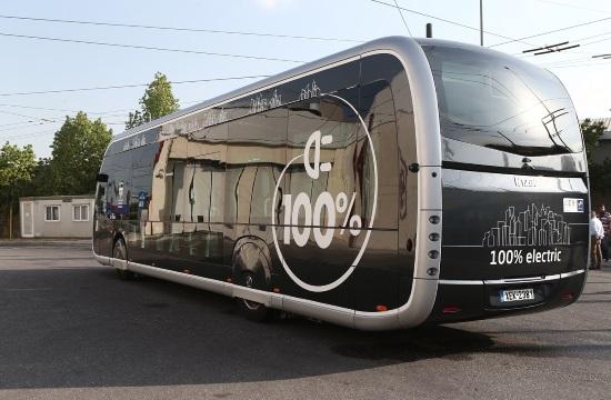 Το 2022 τα πρώτα ηλεκτροκίνητα λεωφορεία στην Αθήνα