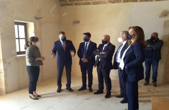Σε διαδικασία επαναλειτουργίας το Πολεμικό Μουσείο Χανίων