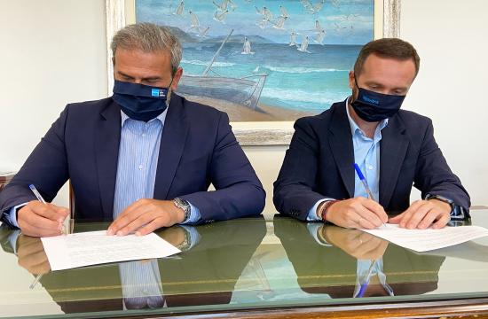 Τριετής συνεργασία ΕΟΤ - Δήμου για την τουριστική προβολή της Αθήνας