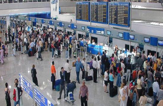 Ιστορικό ρεκόρ στα αεροδρόμια της χώρας στο 11μηνο- 5,6 περισσότεροι επιβάτες