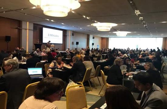 ASTA: Πλήθος Ελλήνων επιχειρηματιών στις  b2b συναντήσεις με τους Αμερικανούς πράκτορες
