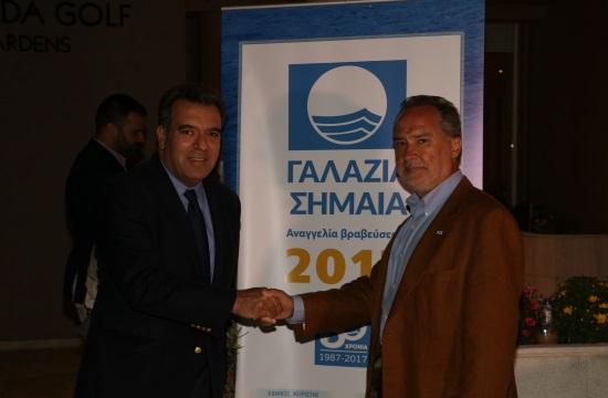 M.Κόνσολας: Αναγκαίο ένα σύστημα περιβαλλοντικών δεικτών στον τουρισμό