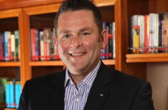 Nέος εμπορικός αντιπρόεδρος Ευρώπης στην Celestyal Cruises