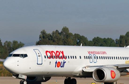 Ρωσικός τουρισμός: Ο Anex Tour ξεκινά πτήσεις τσάρτερ προς Αττάλεια από τον Μάρτιο