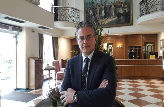 Ο νέος πρόεδρος του Thessaloniki Convention Bureau