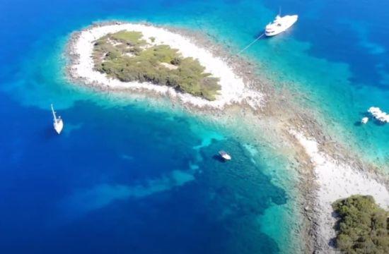 Αστερίς: Το ομηρικό και εκθαμβωτικό νησί του Ιονίου
